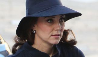 Kate Middleton hat seit dem Abschied von Meghan Markle alle Hände voll zu tun. (Foto)