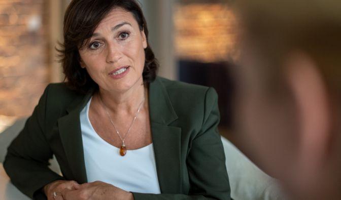 Sandra Maischberger privat