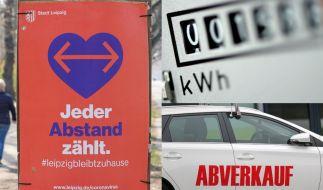 Neue Gesetze im Juni 2020 zu Kontaktbeschränkungen, Strompreis-Anpassungen und Prämien beim Autokauf. (Foto)