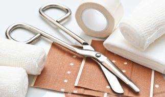 Hansaplast muss vier Pflaster-Produkte zurückrufen. (Foto)