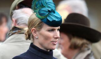 Zara Tindall, Enkeltochter von Queen Elizabeth, musste einen schweren Verlust verkraften. (Foto)
