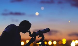 Im Juni dürfen sich Hobbyastronomen auf einige Highlights freuen. (Foto)