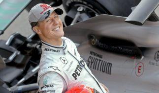 Michael Schumacher ist seit seinem Ski-Unfall aus der Öffentlichkeit verschwunden. (Foto)