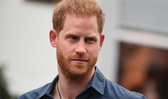 Prinz Harry getrennt