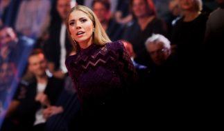 Victoria Swarovski zeigt sich verführerisch im Netz. (Foto)