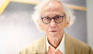 Verhüllungskünstler Cristo ist mit 84 Jahren gestorben. (Foto)