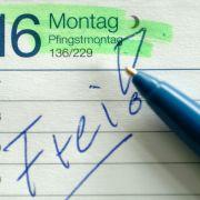 Feiertag gestrichen? DESHALB soll der Pfingstmontag abgeschafft werden (Foto)