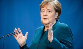 Angela Merkel berät am Dienstag über ein milliardenschweres Konjunkturpaket. (Symbolfoto) (Foto)