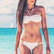 Mundschutz oder Bikini? DIESES Teil verrät fast zu viel (Foto)