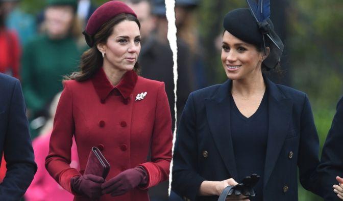 Kate Middleton vs. Meghan Markle