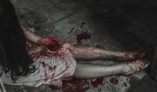 Blutbad in England: Ein Familienvater schlitzte seiner Frau und Tochter die Kehle durch. Zwei weitere Töchter konnten gerettet werden. (Foto)
