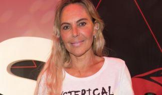 Natascha Ochsenknecht zeigt im Netz selbstbewusst ihre Bauchnarbe. (Foto)