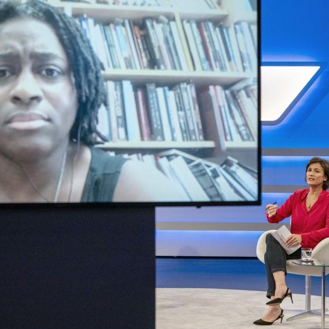 """""""Komplett-Versagen der Redaktion!"""" Twitter zerlegt Rassismus-Talk (Foto)"""