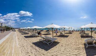 Wird es trotz aufgehobener Reisewarnung auf Mallorca bei leeren Stränden bleiben? DAS steht dem Malle-Urlaub im Weg. (Foto)