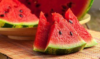 Aldi muss aktuell Wassermelonen zurückrufen. (Foto)