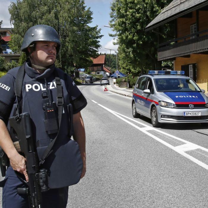 Beziehungstat?Zwei Frauen in Kärnten getötet, Mann erschießt sich bei Kontrolle (Foto)