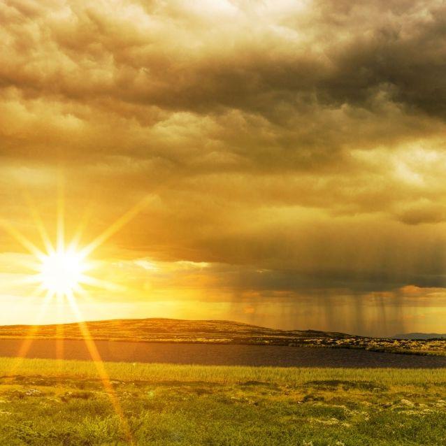 Erst Regen-Alarm, dann Hitze-Horror! SO extrem wird diese Woche (Foto)