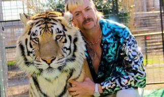 """Joe Exotic, besser bekannt als """"Tiger King"""", spricht über seinen baldigen Tod. (Foto)"""
