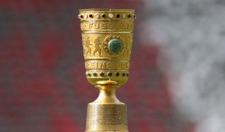 Alles zum DFB-Pokal-Halbfinale im Livestream und TV erfahren Sie hier bei news.de. (Foto)