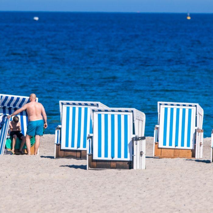 Dürfen Ostsee-Urlauber bald nur noch via App an den Strand? (Foto)