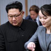 Schockierender Bericht! Regiert SIE jetzt Nordkorea? (Foto)