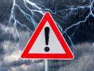 Unwetter-Alarm im Juni 2020