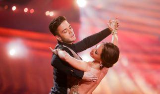 Luca Hänni und Christina Luft lassen die Fan-Herzen höher schlagen. (Foto)