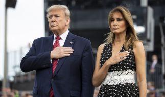 Wie steht es wirklich um die Ehe von Donald Trump und Melania Trump? (Foto)