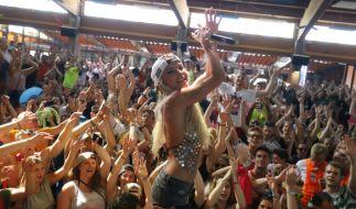 Mia Julia Brückner gehört zur Top-Riege der Party-Sängerinnen. (Foto)