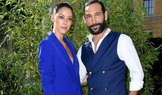 Seit 2015 verheiratet: Rebecca Mir und Massimo Sinato (Foto)