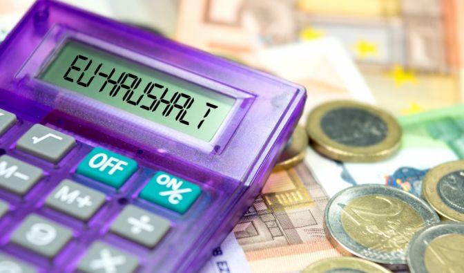 EU-Haushalt-Zahlungen