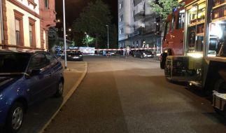 Bei einem Unfall in Pirmasens (Rheinland-Pfalz) wurde ein 39 Jahre alter Mann getötet, sechs weitere Personen verletzt. (Foto)