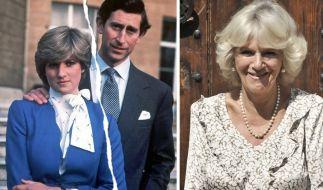 Camilla Parker-Bowles ist unschuldig! Sie war nicht der Grund der Trennung von Lady Di und Prinz Charles. (Foto)