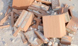 Eine eingestürzte Steinmauer kostete zwei Schwestern aus dem US-Bundesstaat Ohio das Leben (Symbolbild). (Foto)