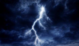 Der Wetterdienst warnt vor Unwettern in Deutschland. (Foto)