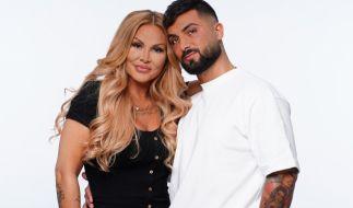 Das YouTube Kult-Influencer-Paar Lisha (33) und Lou (31). (Foto)