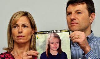 """Kate und Gerry McCann, Eltern der vor 13 Jahren verschwundenen Britin Madeleine """"Maddie"""" McCann. (Foto)"""