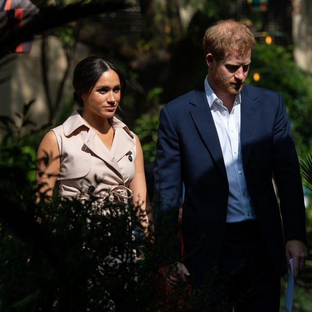 Im Fall ihrer Trennung! DAS könnte Baby Archie drohen (Foto)