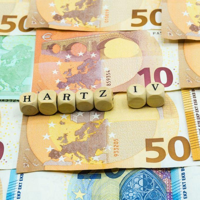Akute Geldnot! Höherer Hartz-IV-Regelsatz gefordert (Foto)