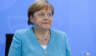 Angela Merkel hat sich mit den Länderchefs beraten. (Foto)