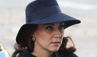 Auf Herzogin Kate sind die Fans von Meghan Markle nicht gut zu sprechen. (Foto)