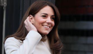 Kate Middleton würde auch als Mann eine passable Figur abgeben, wie eine aktuelle Fotomontage beweist. (Foto)