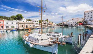 Der Hafen vonCiutadella war schon häufiger von einer Rissaga betroffen. (Foto)
