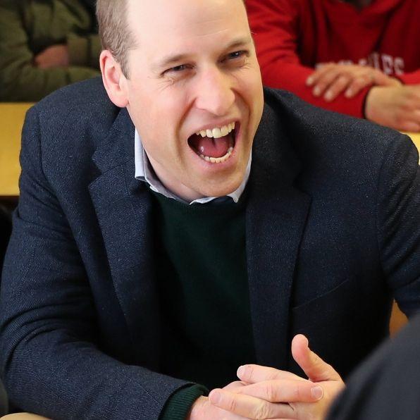DIESE Überraschung lässt den Royal strahlen (Foto)