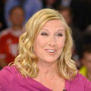 Keine Manieren! Andrea Kiewel verwirrt Fans mit Schlüppi-Talk (Foto)