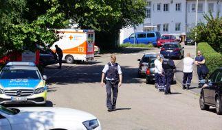 In Allmersbach im Tal (Rems-Murr-Kreis) sind eine 41-jährige Frau und deren neunjährige Tochter ermordet aufgefunden worden. (Foto)