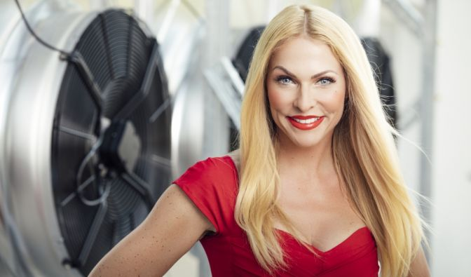 Sonya Kraus heute