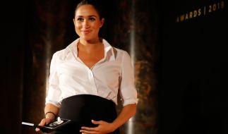 Erwartet Meghan Markle ihr zweites Baby mit Prinz Harry? (Foto)