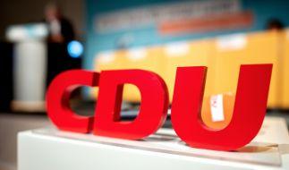 Die CDU feiert ihr 75. Jubiläum. (Foto)