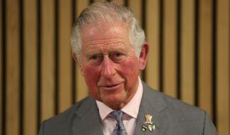 Prinz Charles wurde von den Meghan-Fans als Heuchler beschimpft. (Foto)